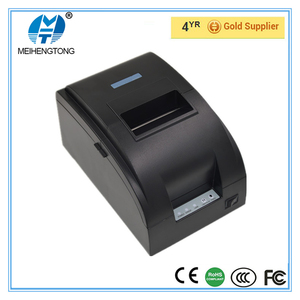 2017 hot sale 76mm pos terminal receipt printer Dot Matrix Printer MHT-7650