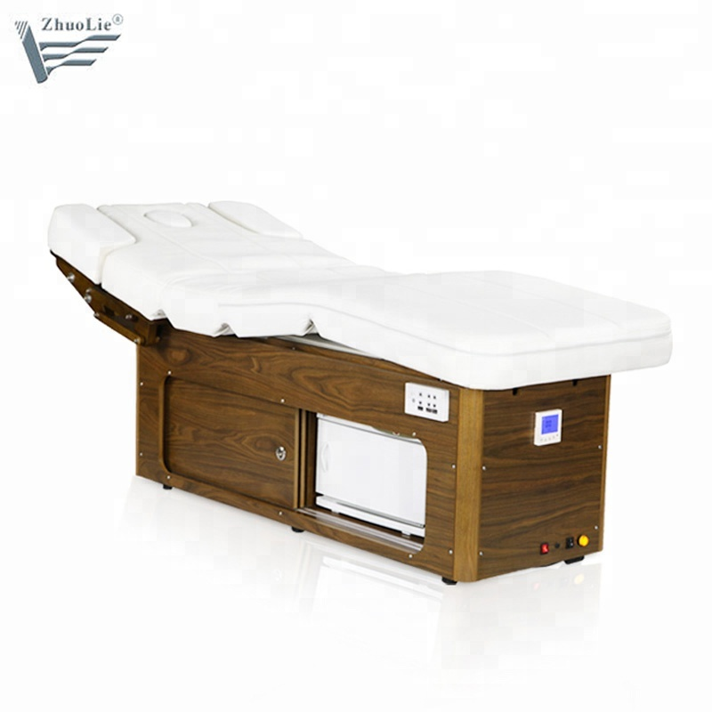 Astounding Beauty Wooden Electric Massage Heated Facial Bed Infrared Heating Bed Buy Wooden Massage Bed Infrared Heating Bed Electric Beauty Table Product On Download Free Architecture Designs Intelgarnamadebymaigaardcom