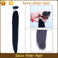 Synthetic Charming Colors Ombre I Tip Hair Extensions For Cheap