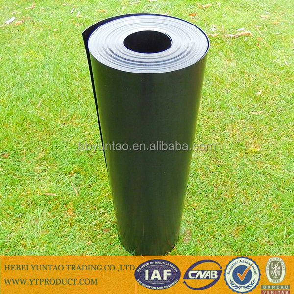 resistant chemical factory waterproof hdpe pond liner hdpe geomembrane root barrier