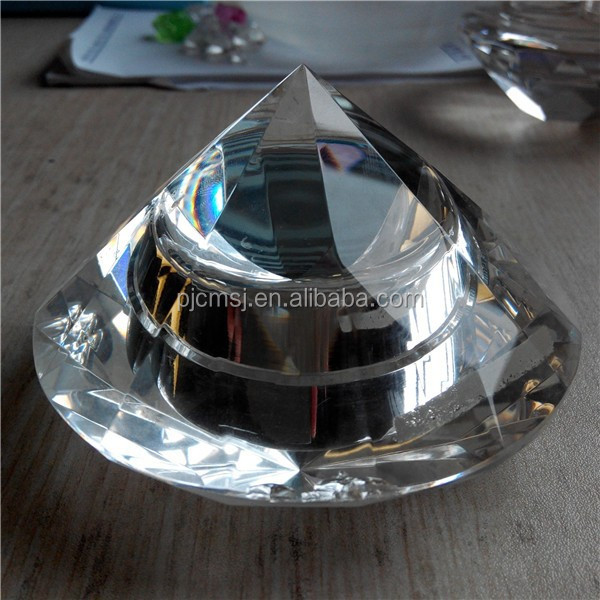 Spinous Crystal Jewerly Box for Decoration, crystal box for gift