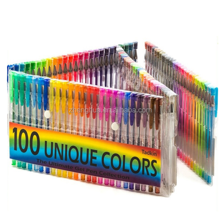 New Arrival Extra Large Set 120 Gel Pens