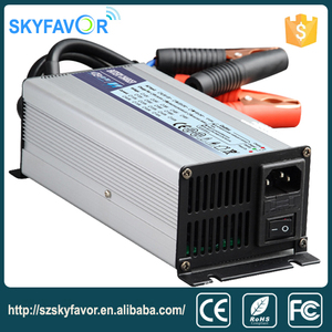 67.2V 16S Li ion Battery Charger 60V 5A for Motorcycle