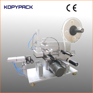 Semi-automatic Cable Wire Flag Label folding Machine