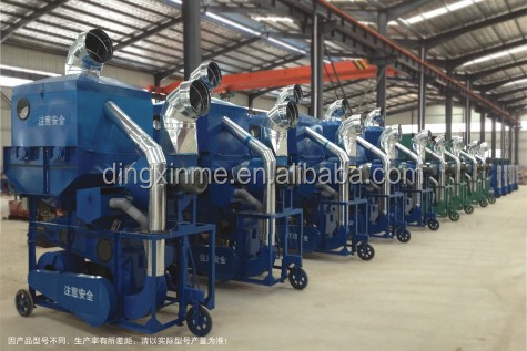 4TPH High Cleaning Rate Groundnut Shelling Machine for sales