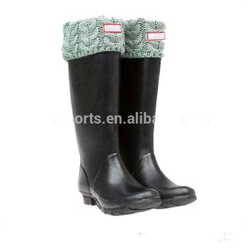 6e55a3a0a3c Moda feminina longa cowboy botas de borracha botas de chuva das mulheres  das senhoras do sexo