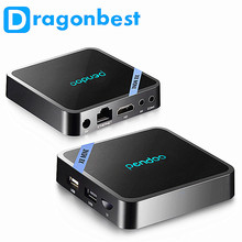 Smart Box Android TV Set 1gb 8gb 4k Wifi Pendoo X8 Mini S905w