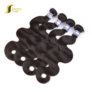 Hot sale unprocessed african two tone hair braids,body human hair in new york,24 inch human wet and wavy braiding hair