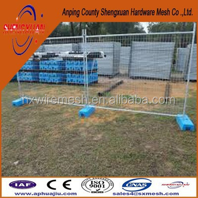 construction temporary fence / high quality galvanized wire metal fence panel