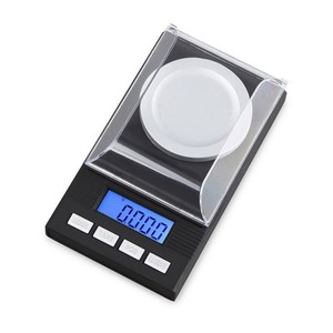 Hot mini high precision 50g weight digital scale accurate to 0.001g