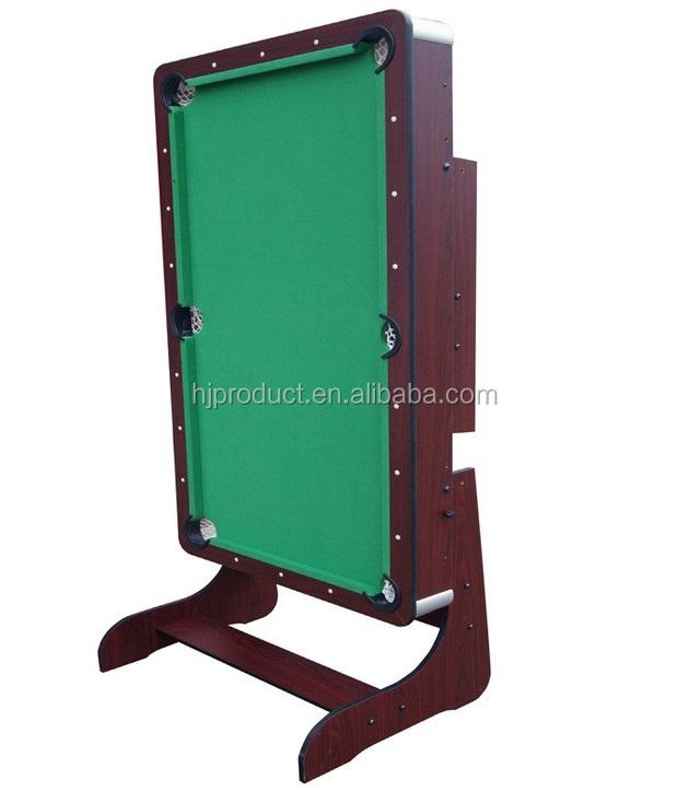 Convenient Folding Billiard Table Foldable Pool Table