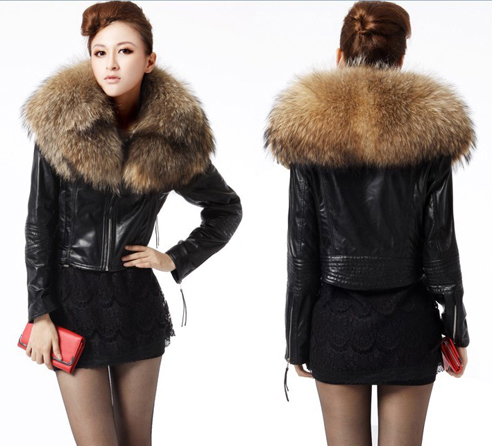 Get high quality women's leather jackets & coats at exceptional values. Skip to Main Content. Wilsons Leather Vintage Shirt Collar Asymmetrical Leather Jacket w/ Quilted Shoulder Wilsons Leather Asymmetrical Faux-Fur Lined Leather Jacket.