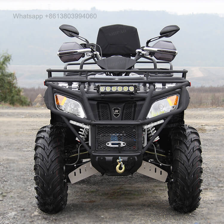 Shaft drive 250/500cc quad bike atv 4x4