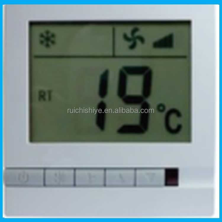 Cost price best choice wifi fcu thermostat automatic