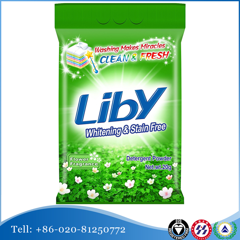 Liby Household Organic Whitening & Stain-free Detergent Powder