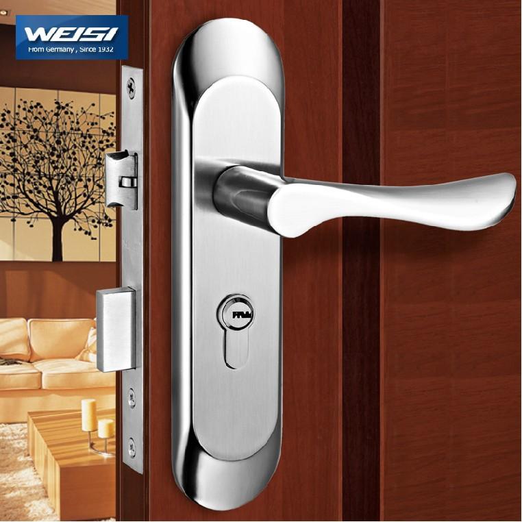 aliexpress  buy 2 pieces door lock interior door