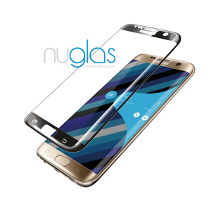 zero bubble 3D Round Edge Tempered Glass Color screen protector for samsung galaxy note 7 FE