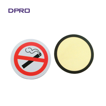 NO SMOKING Magnetic Tax Disc Holder