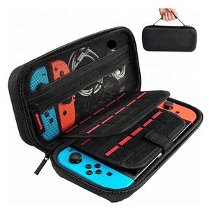 Portable Multi-Function Hard EVA Pouch Storage Bag Carrying Case For Nintendo Switch