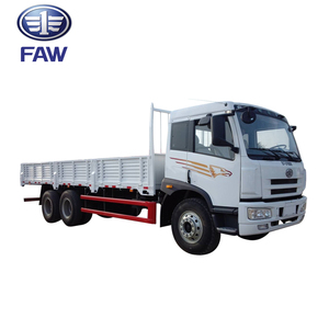 FAW 6x4 380hp Euro 2 J5P Cargo Truck 2018 For Sale
