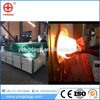 stainless steel 90kw induction forging bolts heating equipment