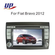"Android 8.0 car DVD player với Octa-core cho 7 ""FIAT BRAVO 2012"