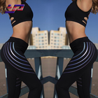 (OEM Factory)Women seamless gym wear New Arrive Wholesale Fitness Apparel Manufacturer Booty Yoga pants