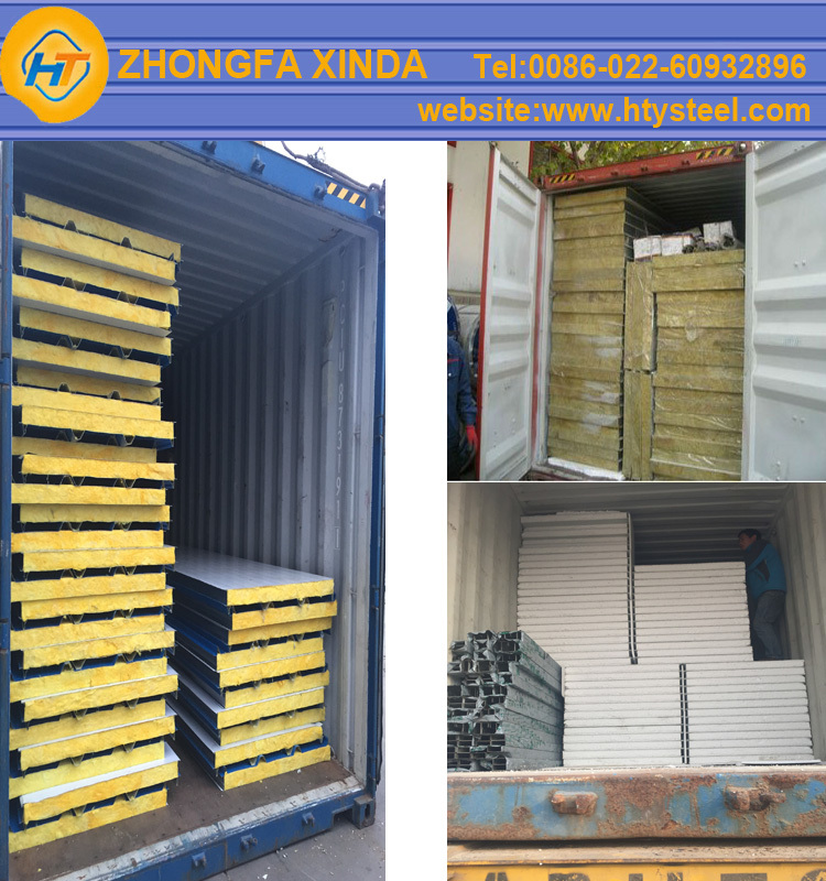 Eps Sandwich Wall Building Material Distributor In