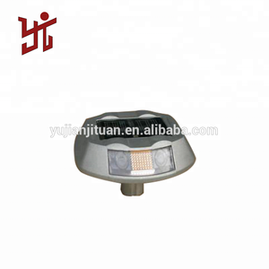 High intensity road safety road stud reflectors glass road stud