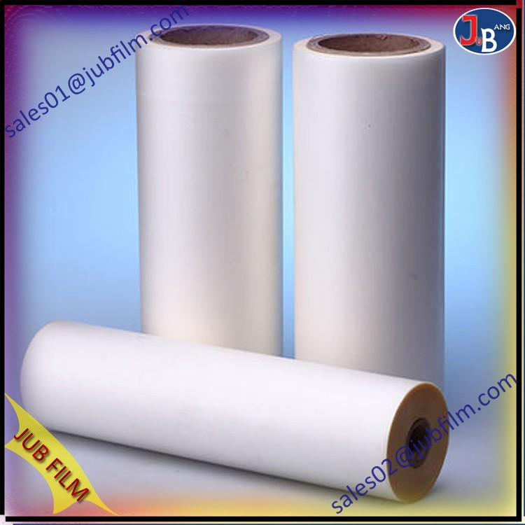 JB01M matte surface polyester film for <strong>roll</strong> up poster