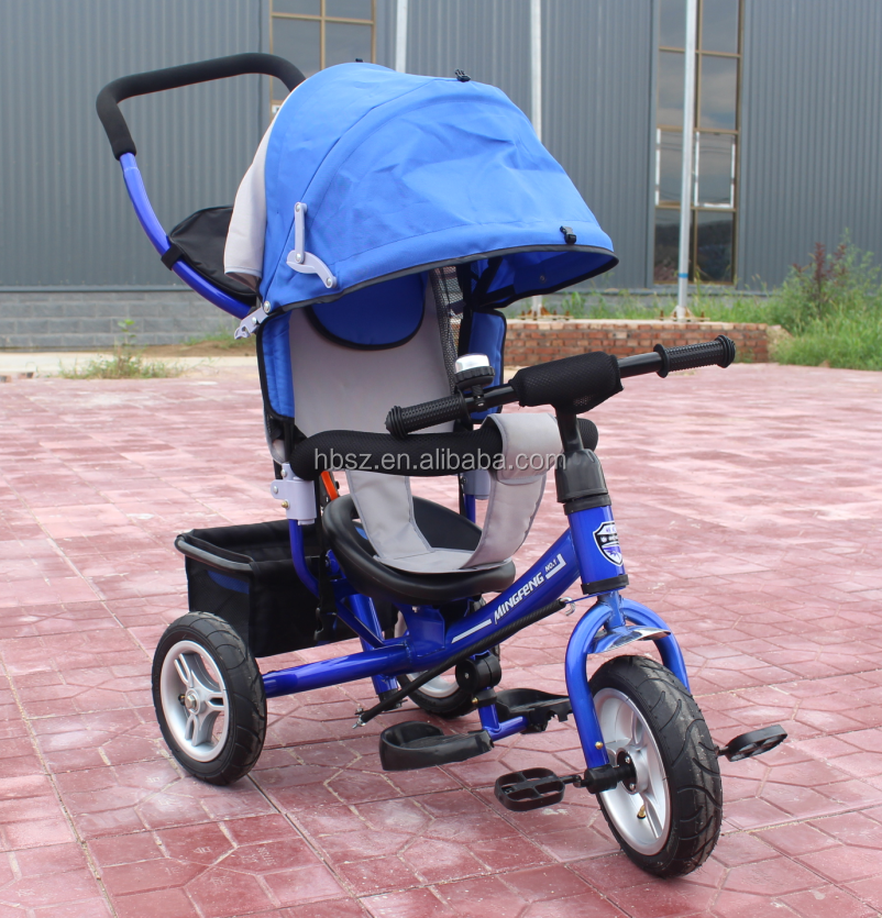 new baby tricycle with push car Child tricycle / three wheels kid Tricycle