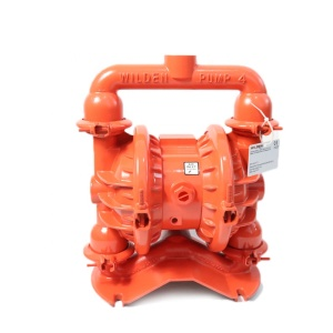 wilden pneumatic plastic or metal air operated double diaphragm high temperature vacuum pump