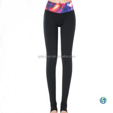 2016 new arrived style top custom pantyhose leggings / yoga pants