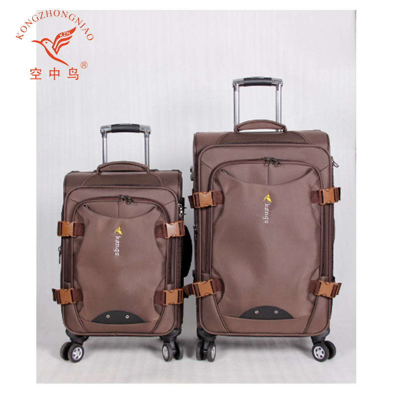 trolley case suitcase luggage scooter luggage for woman and man