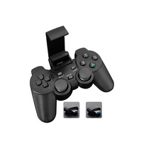 Wireless Gamepad untuk Android Ponsel/PC/PS3/TV Box <span class=keywords><strong>Joystick</strong></span> 2.4G Joypad Kontroler Game