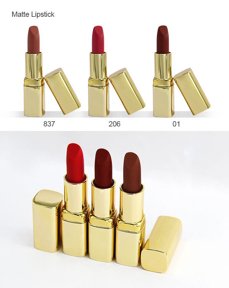 Makeup Suppliers Custom Lip Gloss China Companies Looking For Distributors  Golden Lipstick Casing Matte Lipstick - Buy Matte Waterproof Lipstick,High