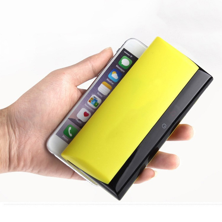 2016 trending products universal touch swithch powerbank 10000mah battery pack case