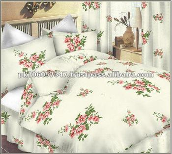 Best Quality Newest Design Home Cotton Bed Linen