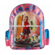 New Style Polyester Book Backpack School Bag For Children