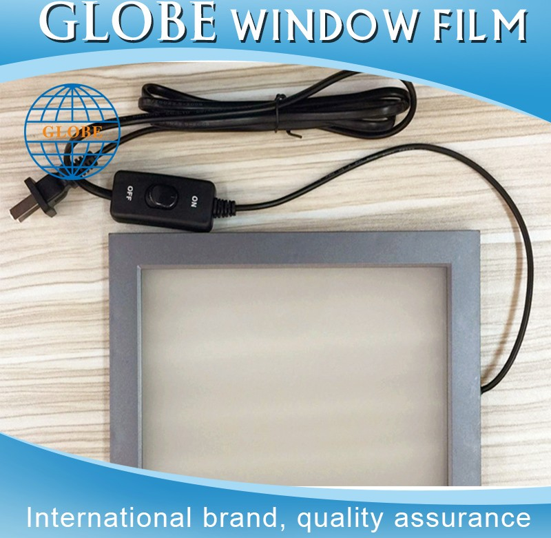 Top level top sell switchable lcd smart film for car window tint