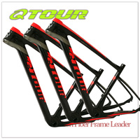 "MOUNTAIN BICYCLE FRAMES Stronger Qtour frame OF carbon T700 fiber 29"" bicycle use SUPER LIGHT DESIGN Jiangsu made"