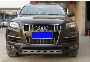 Front bumper and rear bumper used for Q7 2010-2013