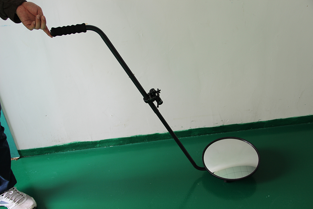 V3 Under Vehicle Search Mirror Telescopic visual inspection device car