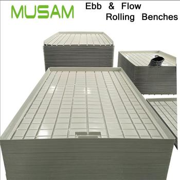 Excellent Material Greenhouse Bench With Evaporative Air Cooler ...
