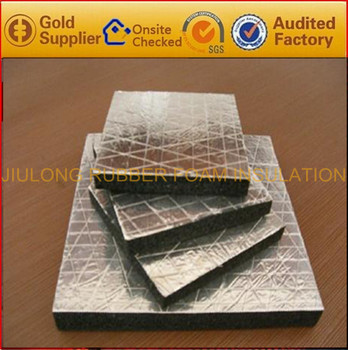 Thermal Insulation Packing Nitrile Rubber Foam Sheet Polyurethane With  Aluminium Foil - Buy Polyurethane Foam Insulation Sheets,Polyurethane Foam