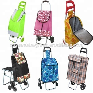 Shopping trolley, Shopping Cart, Supermarket trolley /Folding shopping cart