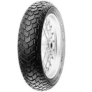 Pirelli MT60-R Tire - Front - 120/70-17 , Position: Front, Tire Size: 120/70-17, Rim Size: 17, Load Rating: 58, Speed Rating: V, Tire Type: Dual Sport, Tire Construction: Radial, Tire Application: All-Terrain 0802800