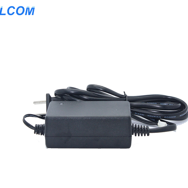 LED Switching Power Supply Uni Eropa Plug 220 V AC 12 V 24 V 5A DC Power Supply untuk LED CCTV, kamera Router