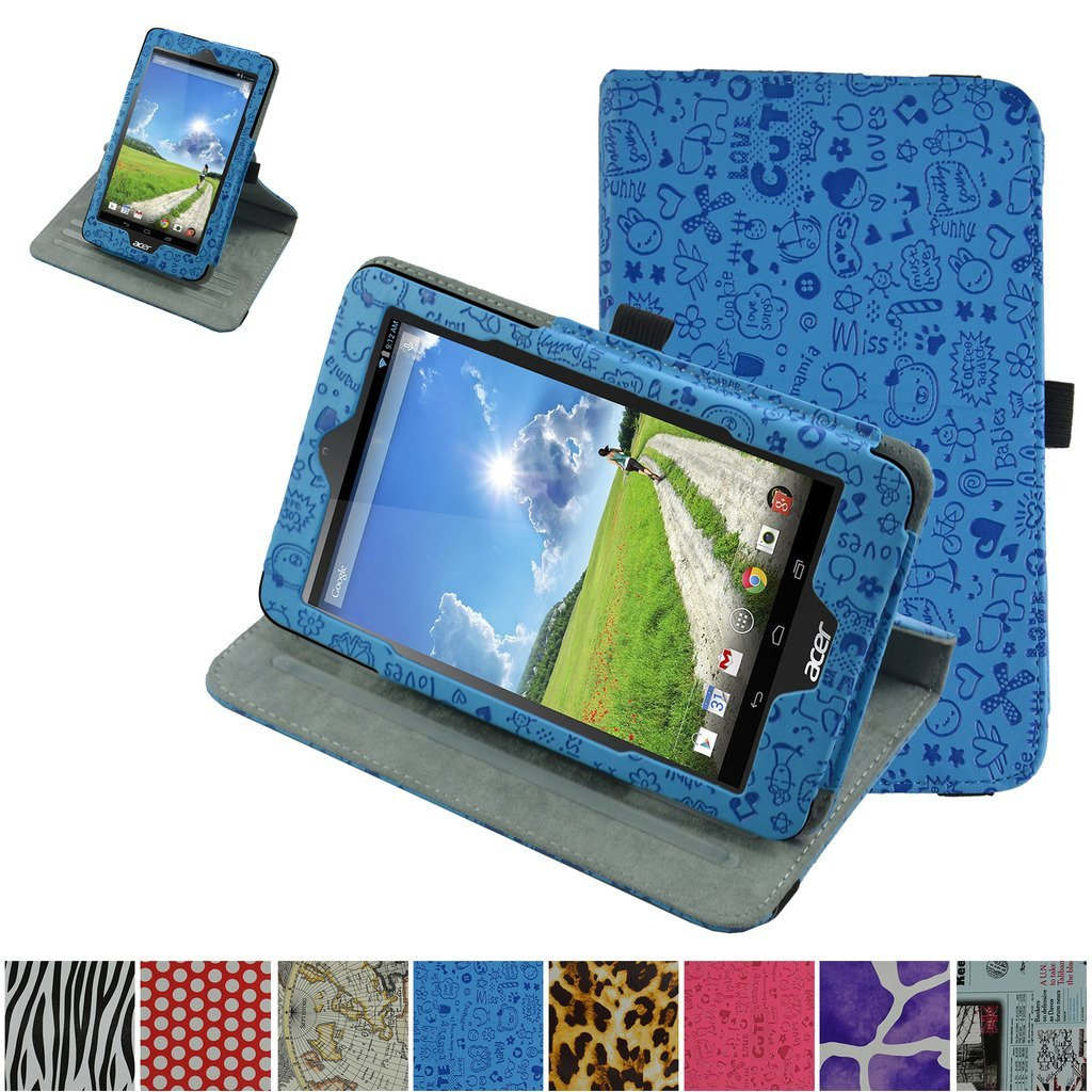 Tablet Accessories Clever Rotary 360 Degree Rotating Folio Stand Pu Leather Sleeve Skin Case Bag Cover For Apple Ipad Mini 4 Ipad Mini4 7.9 Inch Tablet Comfortable And Easy To Wear Computer & Office