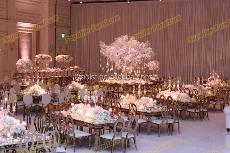 Wholesale glass top wedding chairs and used banquet tables & Wholesale Glass Top Wedding Chairs And Used Banquet Tables - Buy ...
